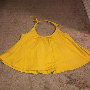 Kortni Jeane Honey Gold Swing - M- EUC